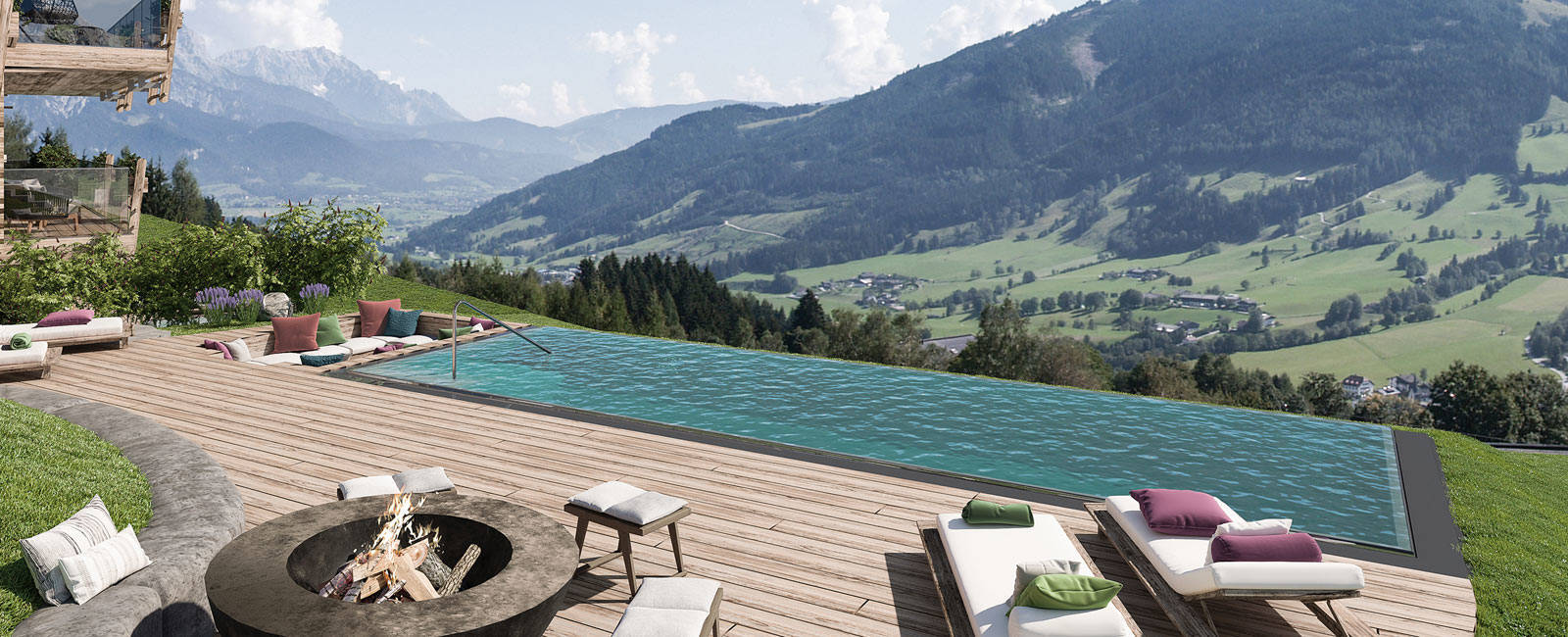 News   SENHOOG Luxury Holiday Homes eröffnet zwei neue Chalets in Leogang